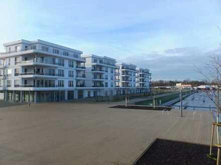 Werder an der Havel — An der Hafenpromenade
