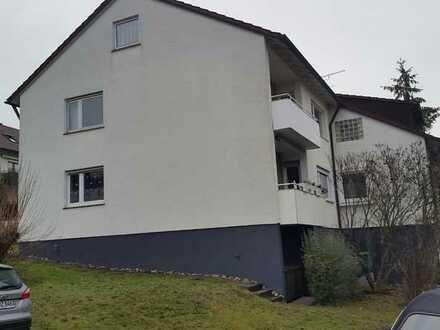 Exklusive, gepflegte 3-Zimmer-Wohnung mit Balkon und Einbauküche in Marbach am Neckar