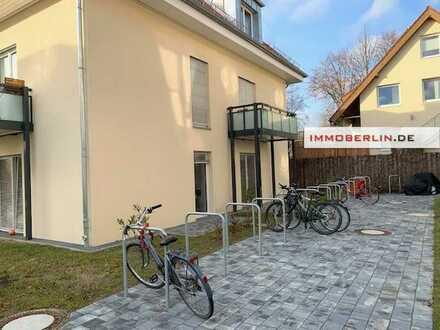 IMMOBERLIN.de: Moderne ebenerdige Wohnung mit ruhigen Terrassen