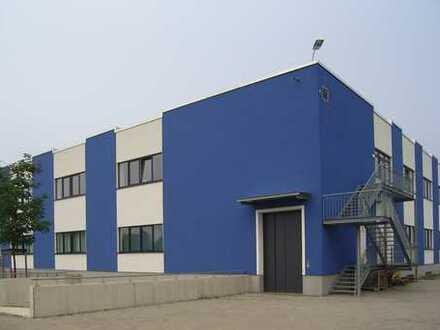 ~ 440 m² Werkstatt-/Service-/Labor-/Büro-/Lagerfläche + ~ 162 - 1000 m² BÜRO