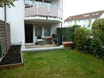 Excl. 2,5 Zimmer Whg. mit Terrasse/Grünfläche, TG, bevorzugte Lage