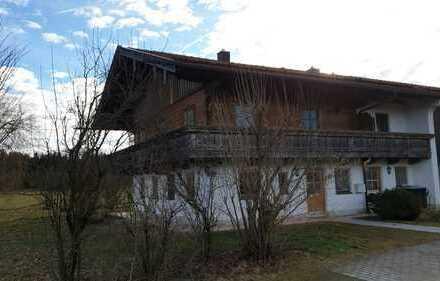 Gemütliches Einfamilienhaus auf dem Bauernhof / Nähe Sauerlach