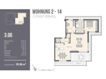 Ein Penthouse zum Träumen