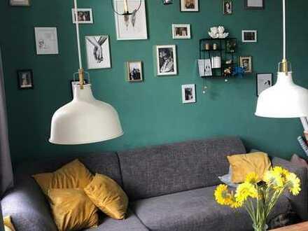Möbliertes WG Zimmer auf Zeit im Herzen von Wiesbaden