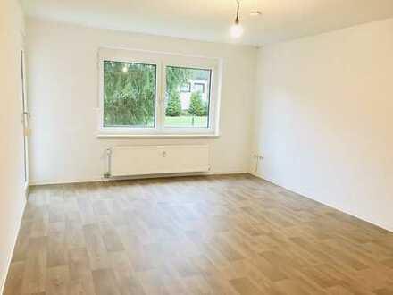 SOFORT BEZUGSFREI! Renovierte 2-Zimmer Wohnung mit ebenerdiger Dusche und Balkon im Stadtzentrum!