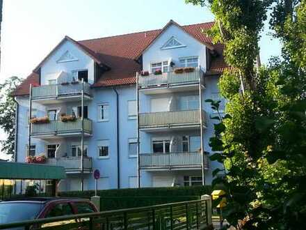 Gepflegte ruhig gelegene 2-Raum-Wohnung in Limbach-Oberfrohna
