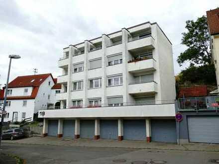 In guter Wohnlage! Feine Eigentumswohnung mit Balkon und eigenem Terrassenanteil
