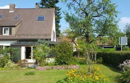 Haus mit großem Garten und zusätzlichem Baurecht in München - Neuaubing