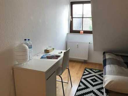 Modernes Zimmer im ruihgen Stadtteil HD-Kirchheim