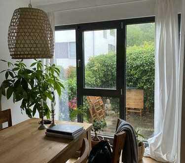 Doppelhaushälfte 3-Zimmer-Wohnung mit Einbauküche in Alsbach-Hähnlein zu vermieten
