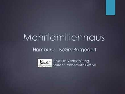 Mehrfamilienhaus - Bezirk Bergedorf