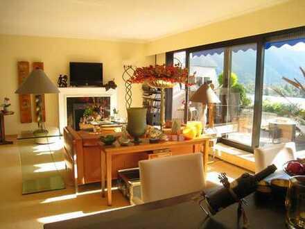 Traumhafte 3-Zimmerwohnung mit gigantischer Aussicht