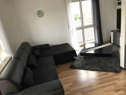 Sonnige Voll Möblierte ein Zimmer Wohnung in Rhein-Pfalz-Kreis, Limburgerhof
