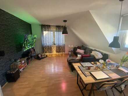 Schöne, gepflegte 2-Zimmer-Dachgeschosswohnung zur Miete in Raesfeld