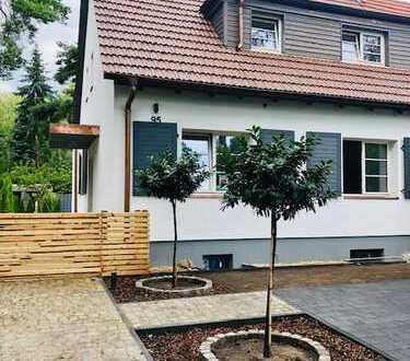Liebevoll saniertes Haus in Kleinmachnow