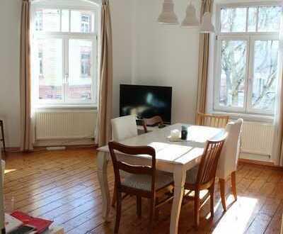 Geschmackvolle 2-Zimmer-Altbauwohnung in der Südstadt