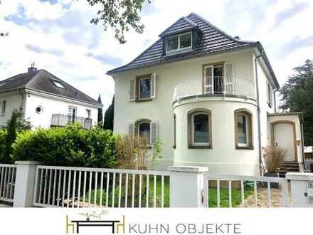 Repräsentative Villa mit Pool in Frankenthal
