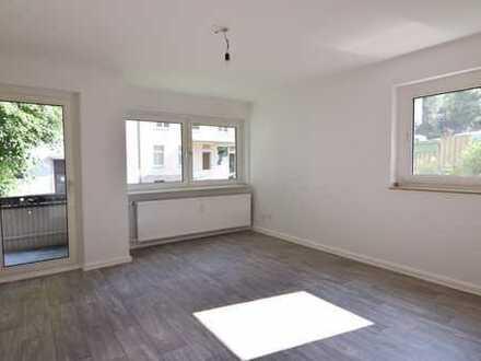 Frisch sanierte 3-Zimmer-Wohnung mit Balkon, Erstbezug ab Oktober 2019