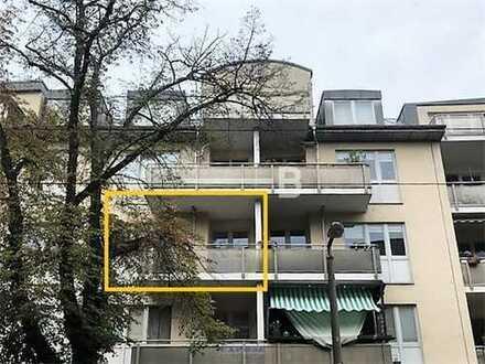 Erfüllen Sie sich Ihren Traum vom Eigenheim - 2 Zimmer Wohnung mit Balkon und Tiefgaragenstellplatz