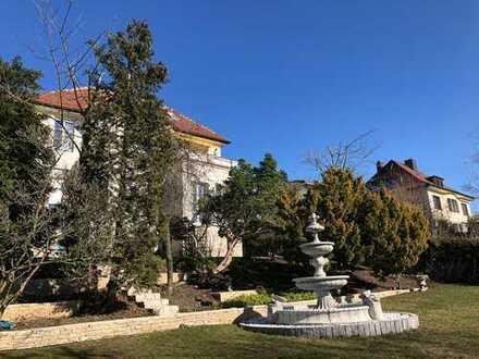 Festungsberg: Sanierte VILLA von Coburg in Bestlage