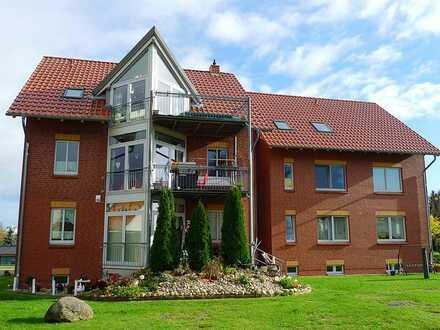 Schöne 2-Zimmer-Wohnung mit Einbauküche in Heiligengrabe