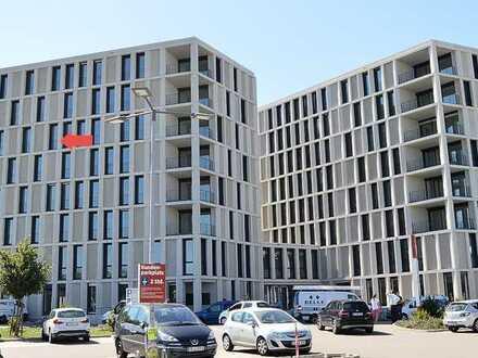 Umkirch: Komfortable 3-Zi mit Weitblick und großer Loggia
