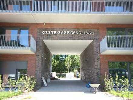 !!Neubau-Erstbezug!! 3-Zimmer-Wohnung in Hamburg-Barmbek-Süd