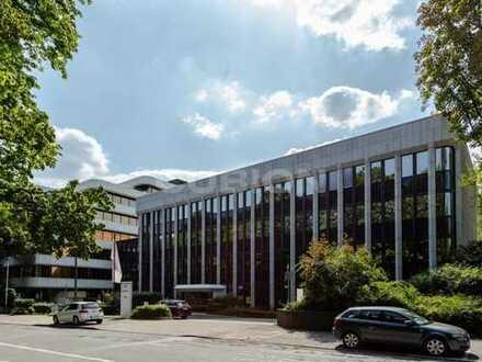 Großzügige Büroflächen direkt am Westfalenpark