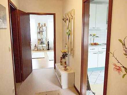 2-Zimmer-Wohnung mit großem Wohnzimmer, Duschbad und Balkon in Benrath/Hassels