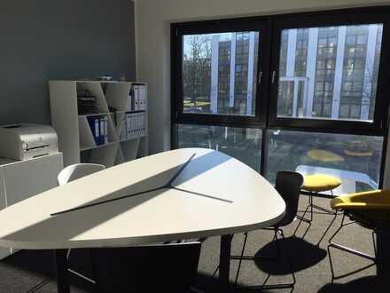 48 m²: Moderner Büroraum Stadtkrone Ost!