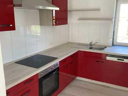 Erstbezug nach Sanierung mit Einbauküche und Balkon: ansprechende 5-Zimmer-Wohnung in Neuried