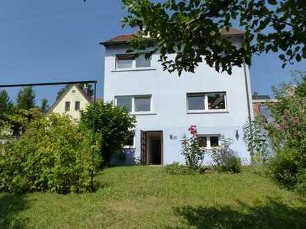 Haus mit Flair und Garten in Stuttgart-Gablenberg