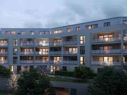 Wohnen in Reichenbach: offene 3-Zimmer-Erdgeschosswohnung mit Loggia - WE205
