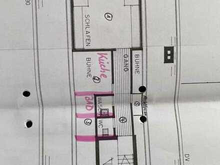 Stilvolle, modernisierte 1,5-Zimmer-DG-Wohnung mit Einbauküche in Winnenden