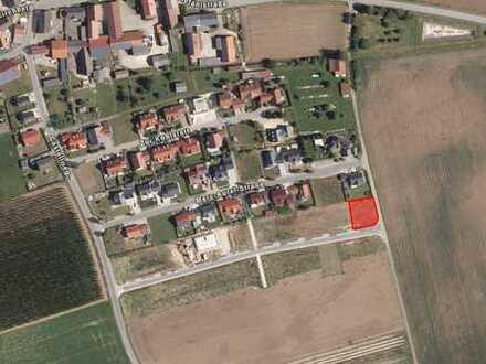 Eckgrundstück in Forchheim - ohne Bauzwang!