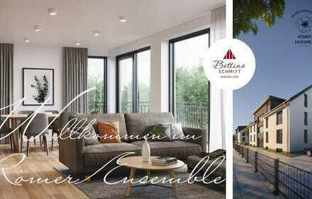 Die Alternative zum Reihenhaus - Offene 4-Zimmerwohnung mit ca. 160 m2 Garten