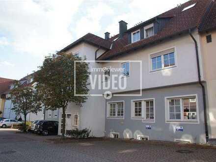Schöne, gemütliche 1-Zimmerwohnung mit Balkon im Ortskern von Pfalzgrafenweiler
