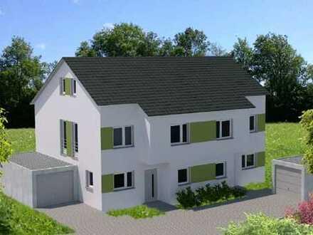 Neubau Doppelhaushälfte - Provisionsfrei