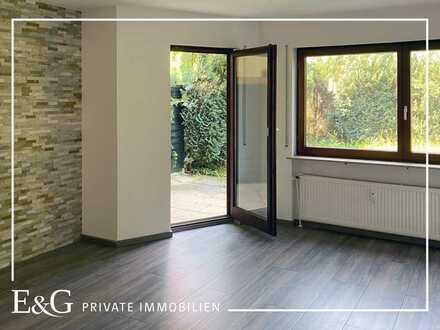 2-Zimmer-Wohnung mit Terrasse und Garten in Wendlingen