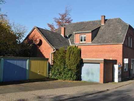 Spannendes Zweifamilienhaus in guter Lage in Emsdetten!