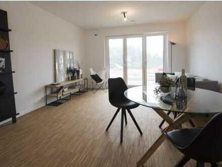 4 topmoderne Zimmer mit Balkon, EBK und Fußbodenheizung