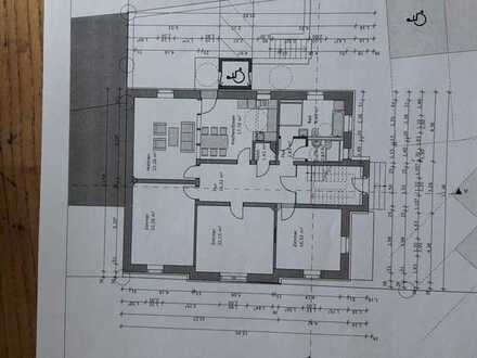 55+ WG sucht Startkonstellation, 3 freie WG Zimmer in schöner 4 ZK2B Wohnung, Hochparterre