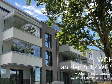 NEU! WOHNEN an den SELZWIESEN II Sonnige 4-Zimmerwohnung mit Wintergarten