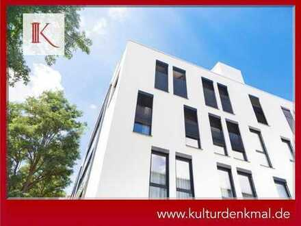 Penthouse Plagwitz/Lindenau   Sofort Bezugsfrei   Dachterrasse   Lift   Stellplatz   Parkblick
