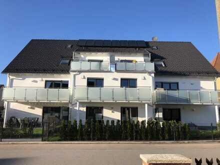 Moderne 3-Zimmer-Wohnung mit Garten im exklusivem Bauträgerobjekt