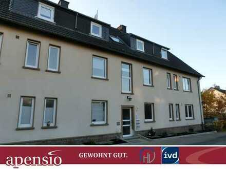 apensio -GEWOHNT GUT-: Familienwohnung mit Platz zum AUSBREITEN
