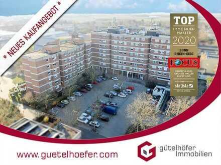 Renovierte Eigentumswohnung mit Loggia, Gäste-WC und Tiefgaragenstellplatz in gepflegter Wohnanlage