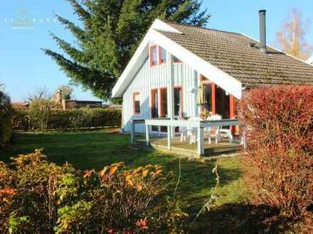 Ferienhaus in ruhiger gemütlicher Lage - nur wenige Meter zum See