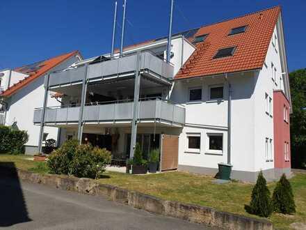 Exclusive 3,5-Zimmer-Maisonette-Wohnung mit Balkon und EBK in Rottenburg-Ergenzingen