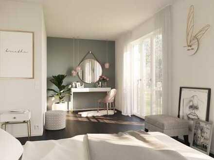 Viel Platz und Freiraum für die Familie: ETW mit 4 Zimmern, 108 m², 2 Bädern, Loggia und Balkon